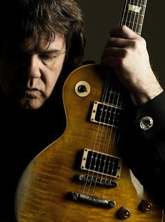 Gary Moore. RIP Soulful and full of fire. One of the best.