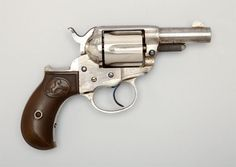 Capt. Jack Crawford's Colt Model 1877 Double Action Revolver