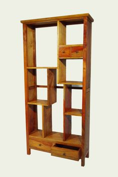 malcolm media storage cabinet | cherries, shelves and red oak, Innenarchitektur ideen