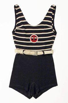 Hermès Beachwear - 1929-32 - Hermès (French, established 1837) - The Metropolitan Museum of Art