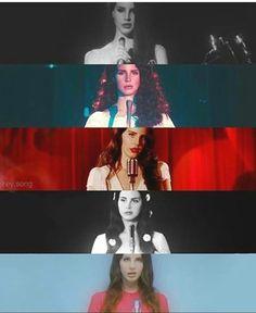 Lana Del Rey + microphone stands #LDR