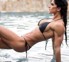 Ripped! Motivation #girls #fitness #fitgirls #fitnessmotivation #abs #girlswithabs #absgirls #fitwomen #hotgirls #women #beautifulwomen