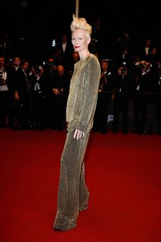 Tilda Swinton  - Only Lovers Left Alive premiere at the Cannes Film Festival, May 25th 2013