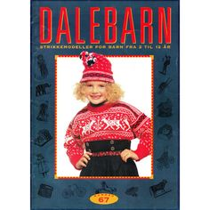 Dale of Norway Dalebarn 67 Knitting Pattern by CorrinneExpressions, $19.95 Pattern Books, Norway, Knitting Patterns, Baseball Cards, Threading, Knitting Stitches, Knit Patterns, Crochet Pattern