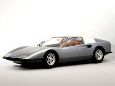 Ferrari P6