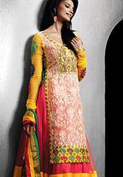 Anarkali Suit Readymade Salwar,Buy Indian Readymade Salwar Online Cbazaar