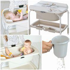 Tienda española online de puericultura. Aquí podrás encontrar una gran variedad de bañeras para tu bebé - http://originalbaby.es/baneras-bebe #bebes #baneras