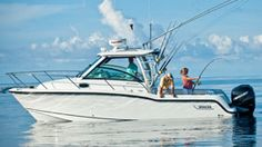 For true anglers, #fishing isn't just a sport; it's a passion. Learn more about Boston Whaler's sport fishing #boats.