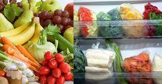 Fantástico! Quer manter a frescura dos seus legumes e frutas? Aprenda a conservá-los com as nossas dicas! - # #conservar #frutas #legume #vegetais #verduras