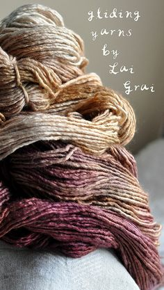 new gliding yarns! by LaiGrai, via Flickr