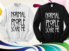 One Direction sweater Black and White Sweatshirt Crewneck Men or Women Unisex Size  DESCRIPTIION SWEATER :  =========================  this sweatshirt