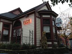 The Farm Cafe in Portland, OR