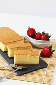 { a swoonful of sugar } : Japanese Cotton Soft Cheesecake