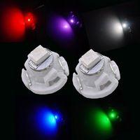 2X 15 SDM 3528 LED Strip Light 12V Car Caravan White Waterproof Bulb 30cm UK