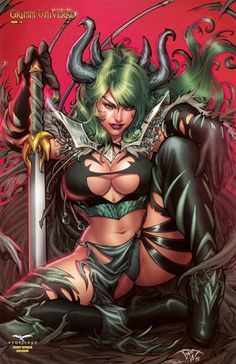 Grimm Universe #3 - The Goblin Queen (Issue)
