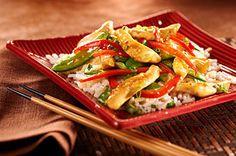 """Chinese Takeout"" Lemon Chicken Recipe - Kraft Canada"