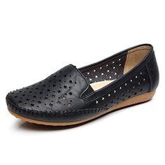 2ab3c1efca5 Zapatos De Cuero, Botas, Calzas, Uñas Azules, Vestidos, Verano, Mocasines