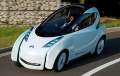 Nissan has been working on a new concept vehicle that is designed to address growing congestion in European cities. Actually, thisis a growing problem in large cities all around the world, and thi...