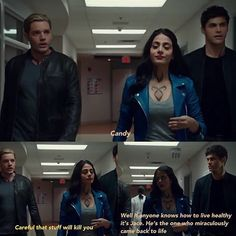 "#Shadowhunters 3x01 ""On Infernal Ground"" - Jace, Izzy and Alec"