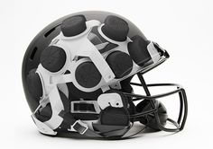 Local company makes high tech football helmets worn by the pros