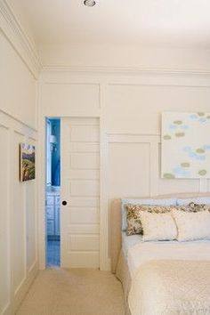 Rockport Pocket Door interior doors - July 06 2019 at Diy Interior Doors, Craftsman Interior, Craftsman Style, Modern Interior, Internal Folding Doors, French Doors Patio, Patio Doors, French Patio, Hanging Barn Doors