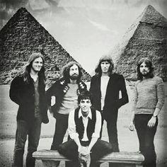 All members of Pink Floyd