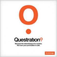 The Questration, Designer Punctuation