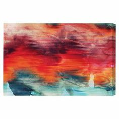 Add a modern touch to your walls with this eye-catching abstract canvas print.  Product: Wall artConstruction Material: Canvas and woodFeatures:  Limited open edition with certificate of authenticity by the artistMade in the USAReady to hang  Note: Hanging hardware included