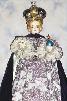 1000 Images About Infant Jesus Of Prague On Pinterest