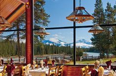 Fine Dining in Jasper Alberta