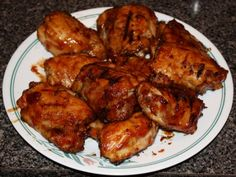Stovetop smoker chicken thighs