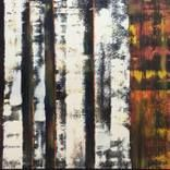 Not a Drill Painting by Michele Tragakiss Fire Painting, Acrylic Material, Abstract Styles, Black Wood, Drill, Saatchi Art, Original Paintings, Canvas, Artist