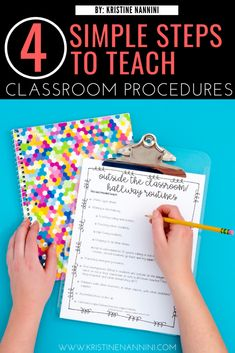 Click through to learn how to teach and in the upper elementary classroom. Classroom Routines, Classroom Procedures, Classroom Behavior, 5th Grade Classroom, Middle School Classroom, Classroom Management Plan, Learning Time, Classroom Community, New Teachers