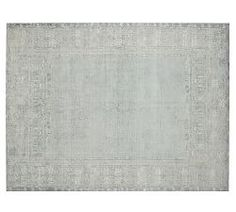 Barret Printed Rug - Neutral | Pottery Barn