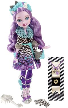 Ever After High Spring Unsprung Kitty Chesire