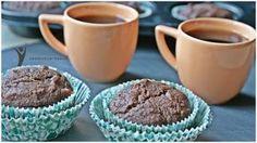 nazdrowie-kasia: Wegańskie, bezglutenowe babeczki czekoladowe :)