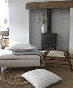 The Perception Fabric Collection by Prestigious Textiles can be described as a classic touch of luxury. Beautiful elements make these fabric stand out! Country Interior, Minimalist Decor, Decor Design, Interior, Prestigious Textiles, Upholstery Fabric, Distressed Walls, Upholstery, Fabric Collection
