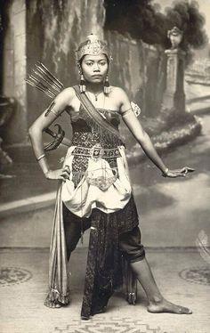 BurmeseDancer inspiration