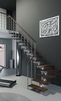 Escaleras de Rampa