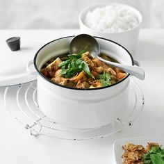 Vietnamese Chicken and Vegetable Curry | MiNDFOOD