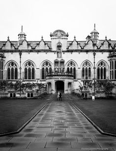 IsolandFotografia: Discovering Oxford in Black and White - Davide Man...