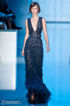 Elie Saab's fall 2011 haute couture- Gorgeous!
