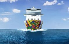 Pictures: Norwegian Encore, Spanish artist Eduardo Arranz-Bravo will be the man to design Norwegian Encore's hull artwork. Norwegian Encore is the fourth and final Breakaway-Plus class ship, and will sail out of Miami. Plastic Drink Bottles, Msc Cruises, Cruise Holidays, Us Sailing, Norwegian Cruise Line, Florida, Spanish Artists, Royal Caribbean