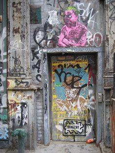 Manhattan by slideshowjoe, via Flickr