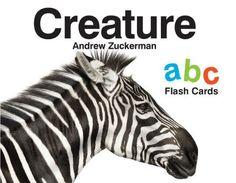 Chronicle Books Creature ABC Flash Cards
