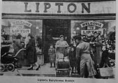 Liptons Ballyfermot 1958 Thanks to Gerard Byrne Old Photos, Thankful, Painting, Antique Photos, Vintage Photos, Painting Art, Paintings, Paint, Draw