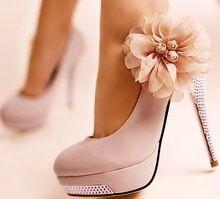 gratis verzending coolcept d5614 hoge hak schoenen vrouwen dame sexy jurk mode hakken pompen grote korting voor duidelijke grootte 35 tot 43(China (Mainland))