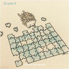 944 ジグソーパズル a jigsaw puzzle