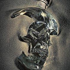 skulls pure products crystal head vodka halloween crystals spirit halloween labels skeletons skull