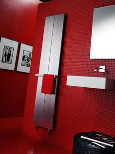 In this post you will find the information and pictures about Towel radiator electric - Modern bathroom heating method, bathroom accessories, useful tips, etc. Bathroom Radiators, Bathroom Toilets, Bathroom Interior, Modern Bathroom, Bathroom Ideas, Toilet Cistern, Towel Radiator, Flush Toilet, Bathroom Accessories